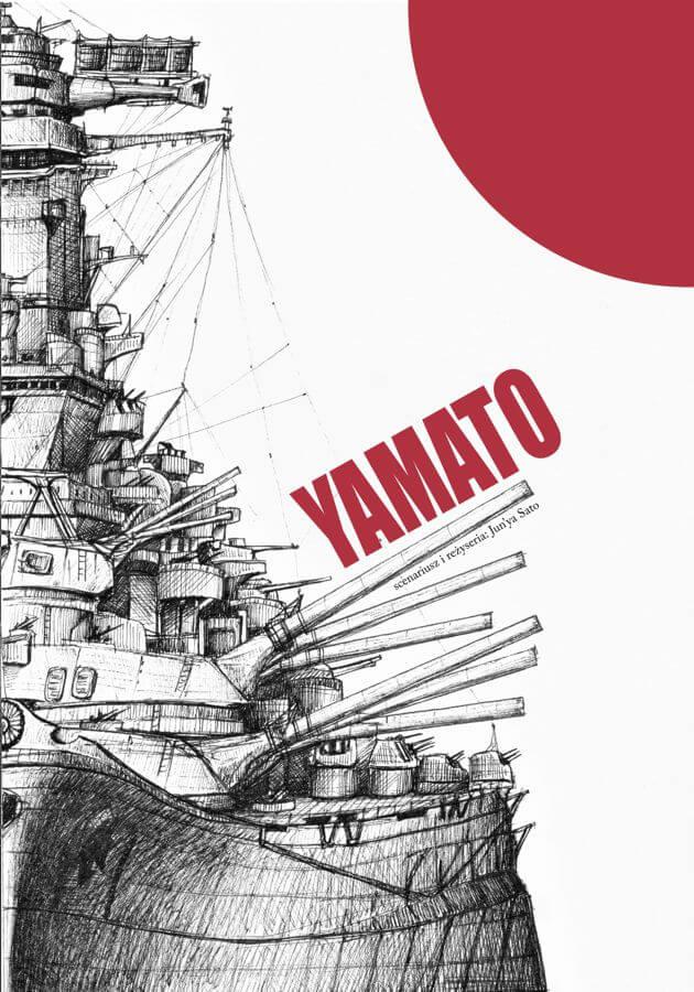 Plakat do filmu Yamato Adama Karwackiego