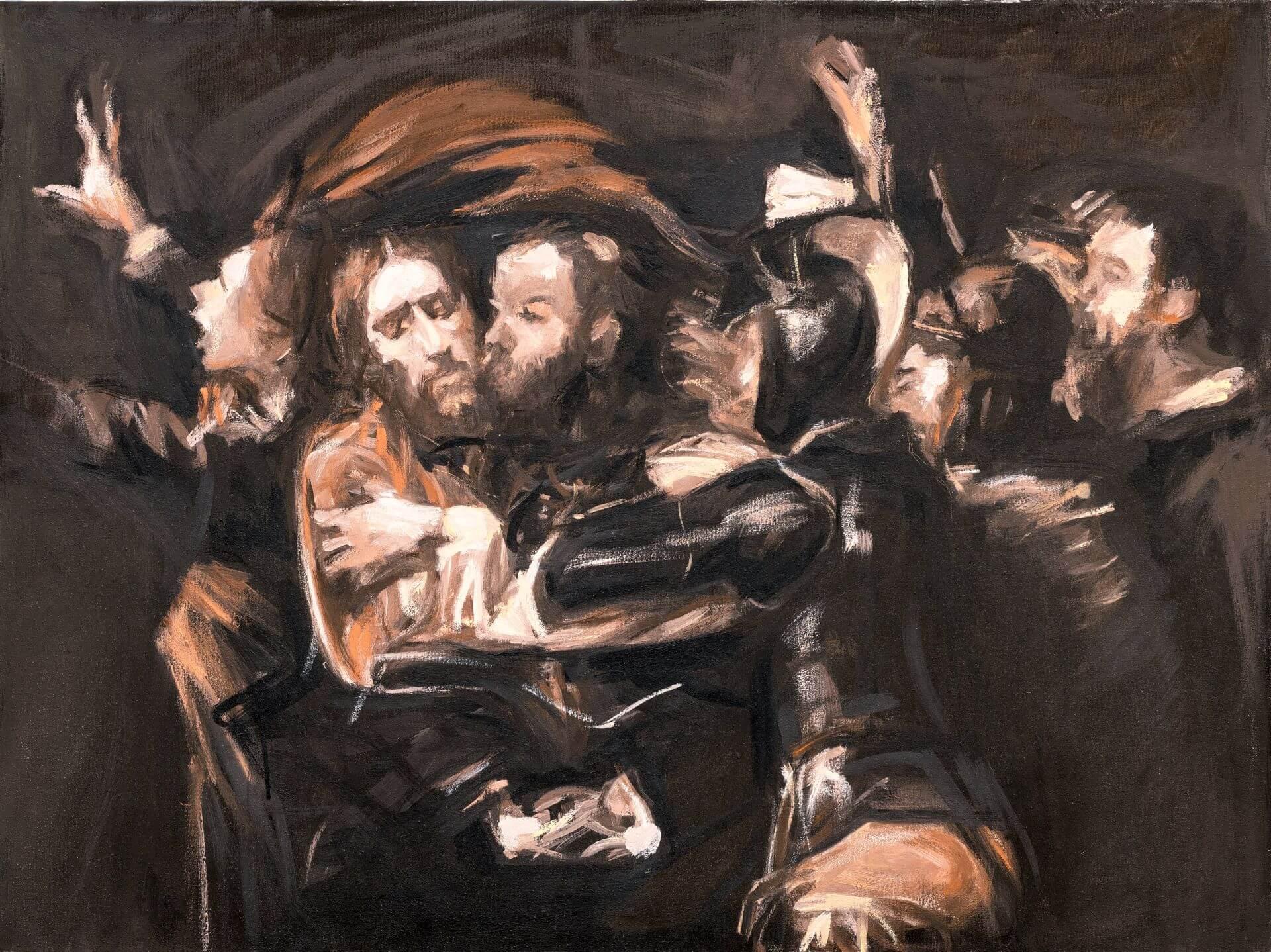 Obraz Kazimierza Biakowskiego