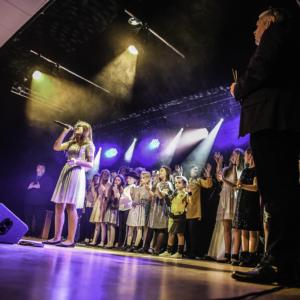 Na scenie laureatka Grand Prix festiwalu