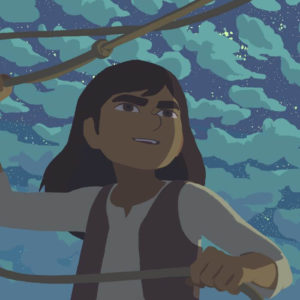 Kadr z filmu Dziki Zachód Calamity Jane