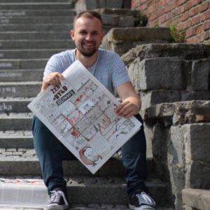 Na zdjęciu Grzegorz Jędrek