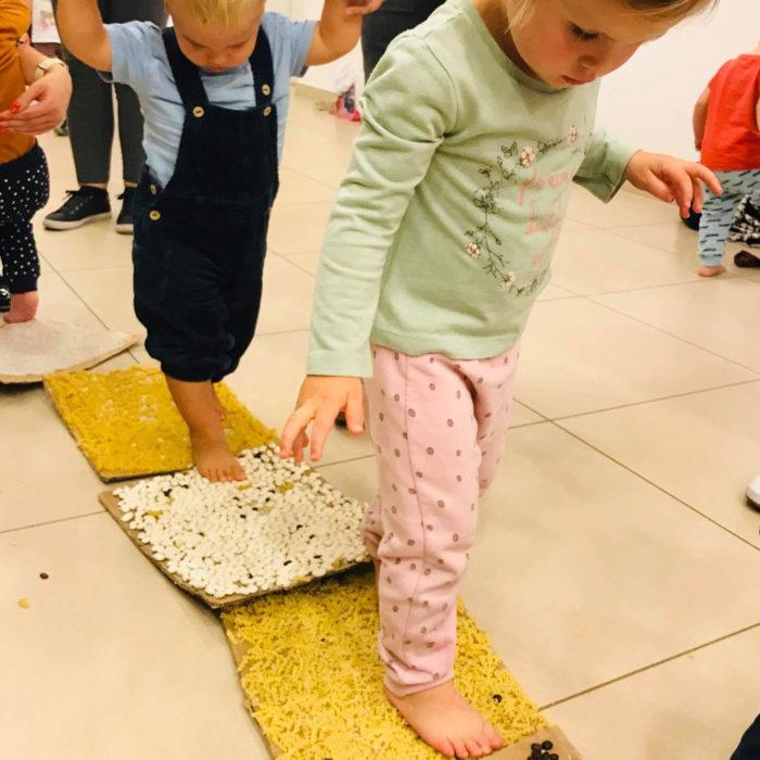 zajęcia sensoryczne dla dzieci