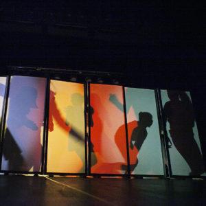 Konfrontacje Teatrów Dziecięcych - cienie na scenie