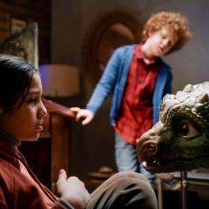 Kadr z filmu Jak ocalić smoka