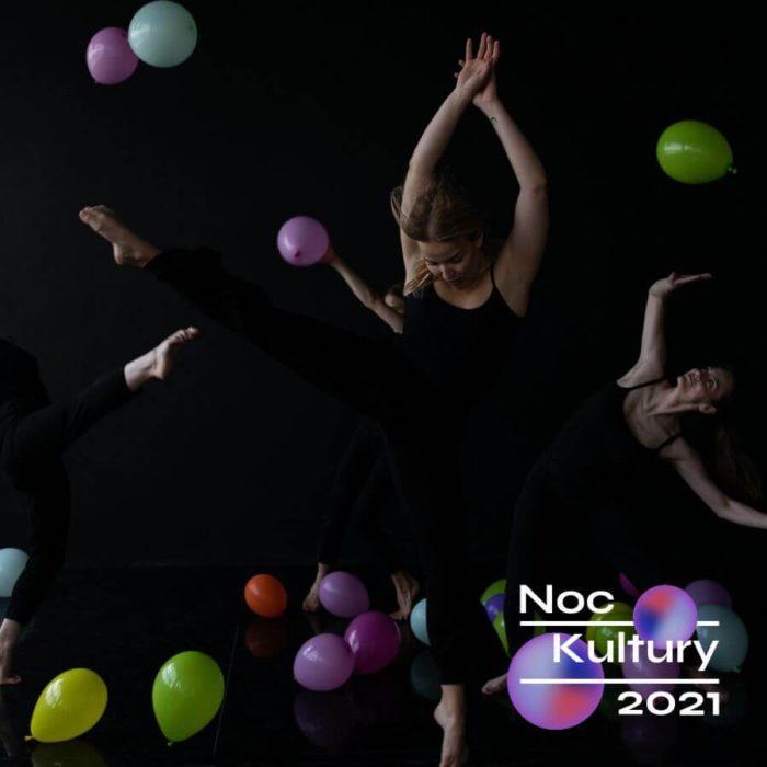 Tancerki Konińskiego Teatru Tańca
