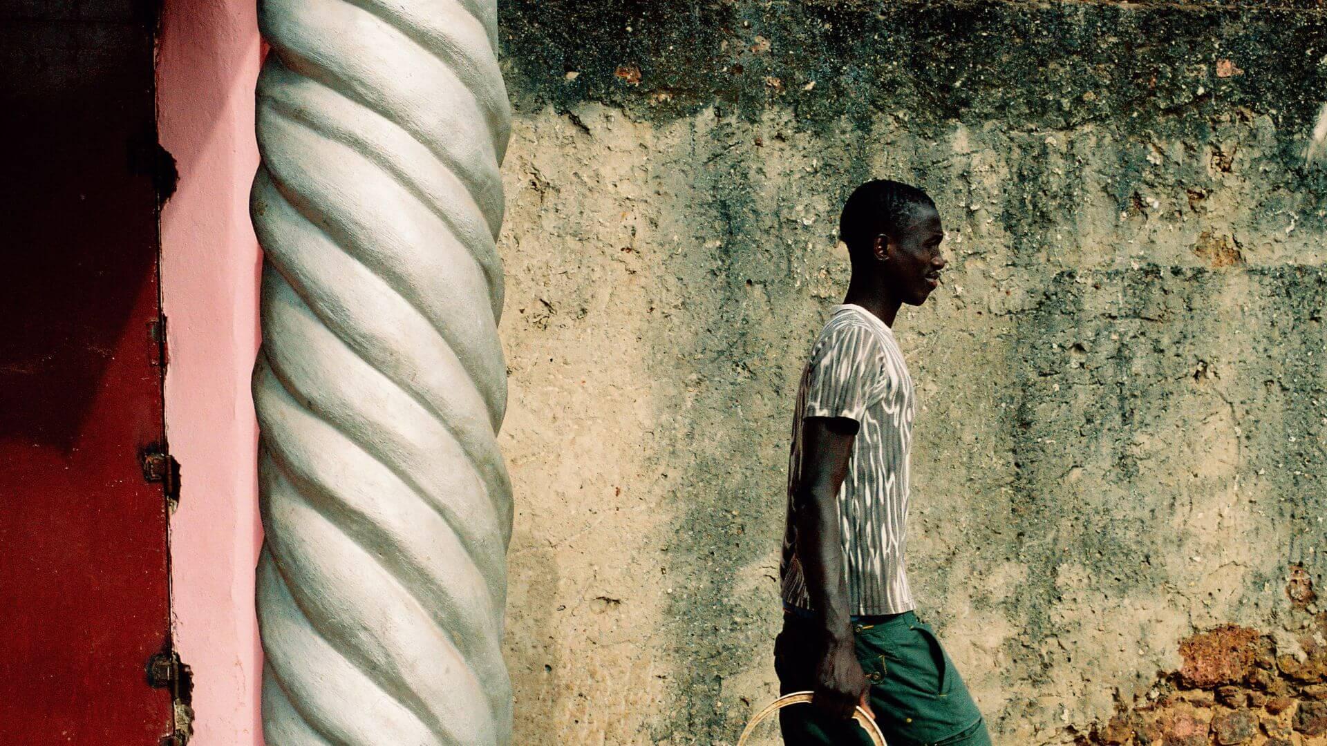 Leszek Mądzik - Afryka