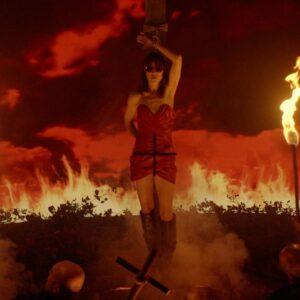 Kadr z filmu Lux Aeterna
