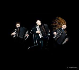 Zdjęcie zespołu Motion Trio