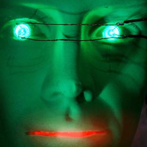 Marcelo Zammenhoff - Przybysz z instrukcją dla ludzkości - głowa medium III a