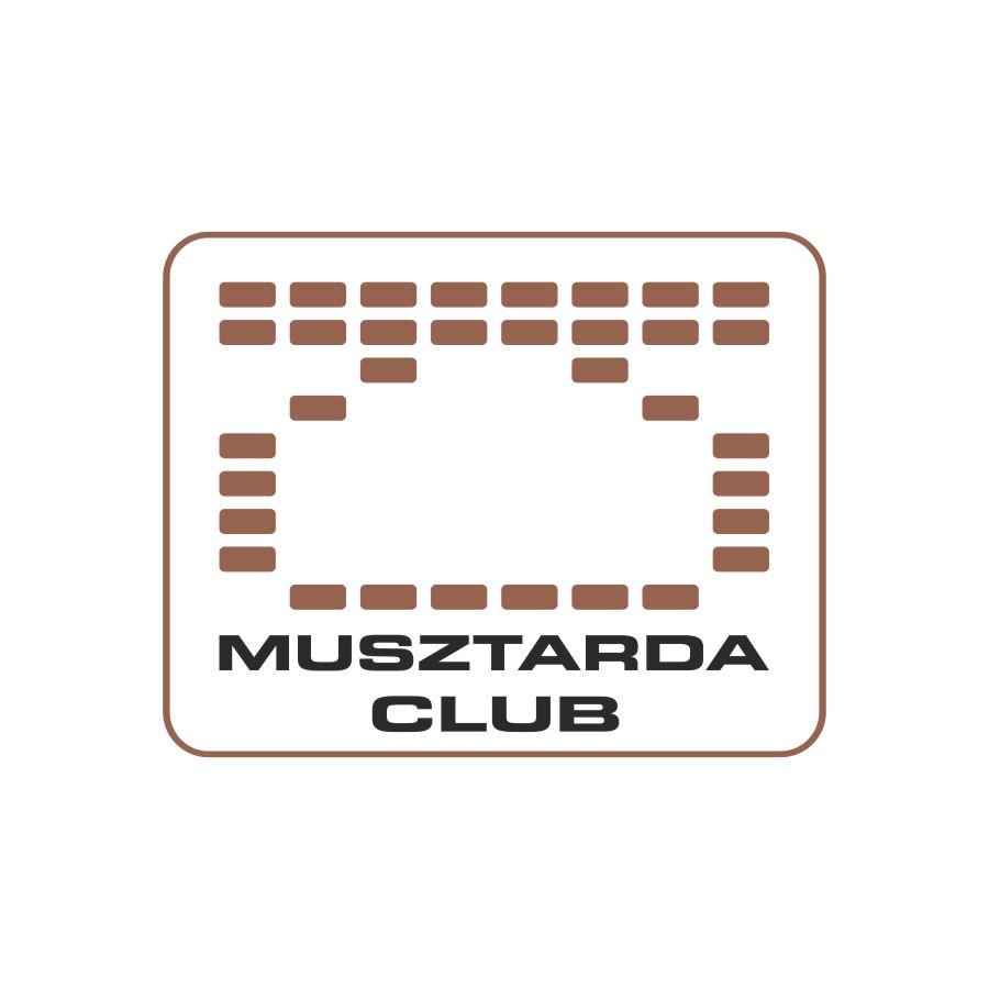 Musztarada Clb - logotyp