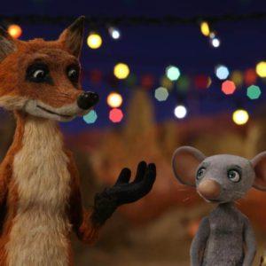 Kadr z filmu Nawet myszy idą do nieba