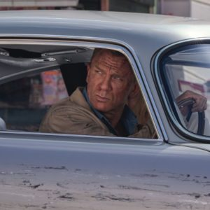 Kadr z filmu Nie czas umierać