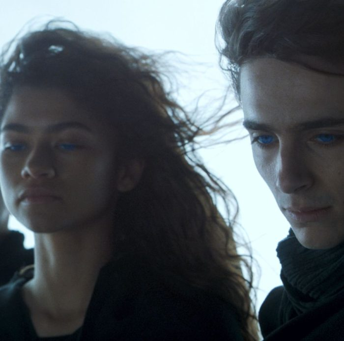 Kadr z filmu Diuna