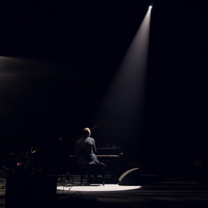 Pianista za fortepianem
