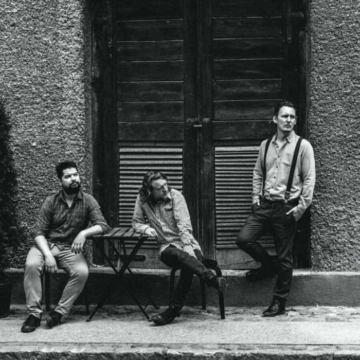 Na zdjęciu członkowie zespołu Marek Malinowski Trio