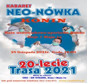 Kabaret Neo-nówka plansza