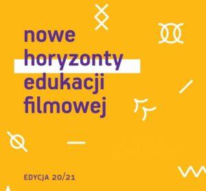 Nowe Horyzonty Edukacji Filmowej - baner
