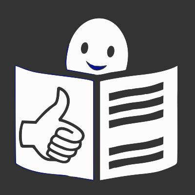Symbol graficzny tekstu łatwego do czytania