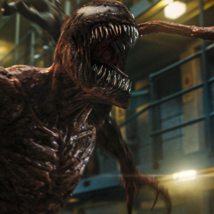 Kadr z fimu Venom 2: Carnage