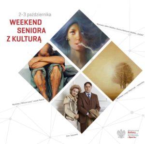 Weekend Seniora z Kulturą - grafika